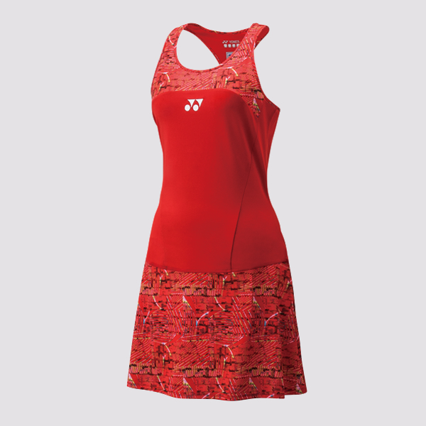 Yonex Womens Dress 20410 Red