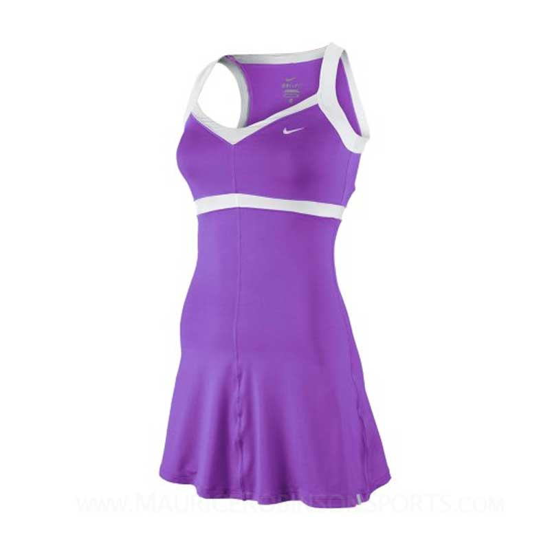 Nike Paris Women's Tennis Dress Profile Photo