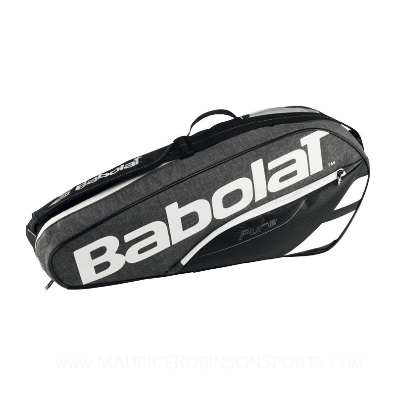 Babolat Pure Drive 3 Racket Bag Grey