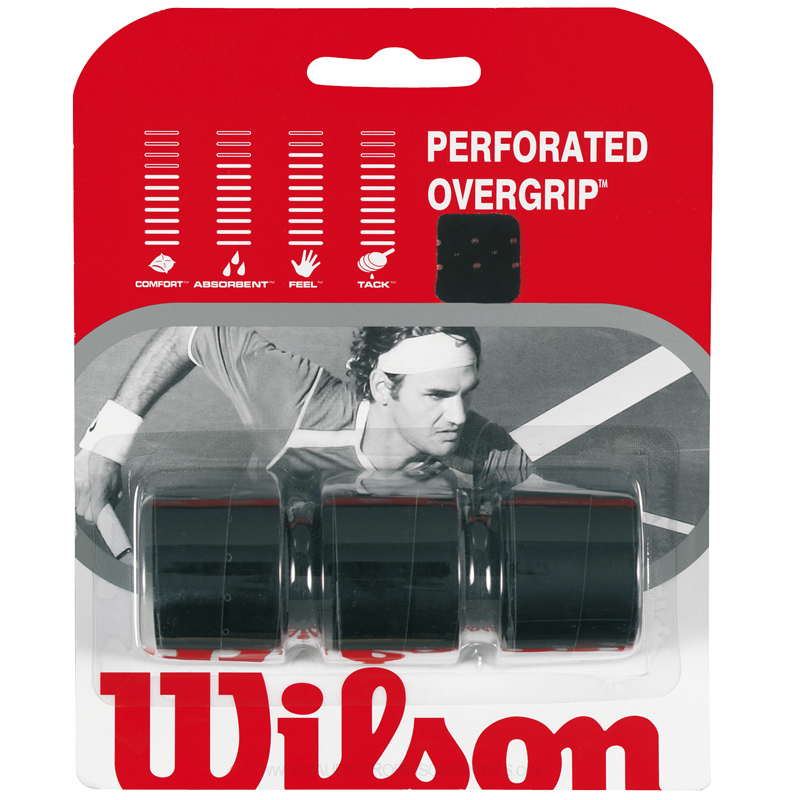 Wilson Perforated Over Grip