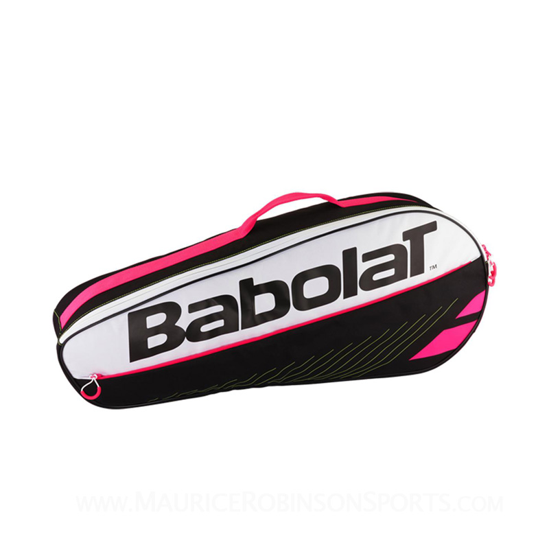 Babolat Essential Black-Pink Club 3 Racket Bag