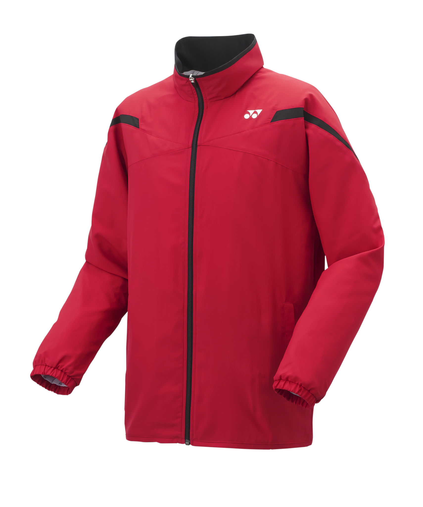 Yonex Mens Warm-Up Jacket 50058 Red