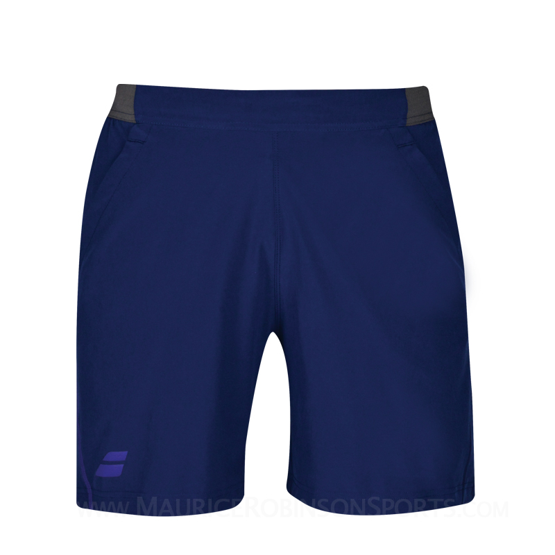 Babolat Boys Performance Shorts Estate Blue