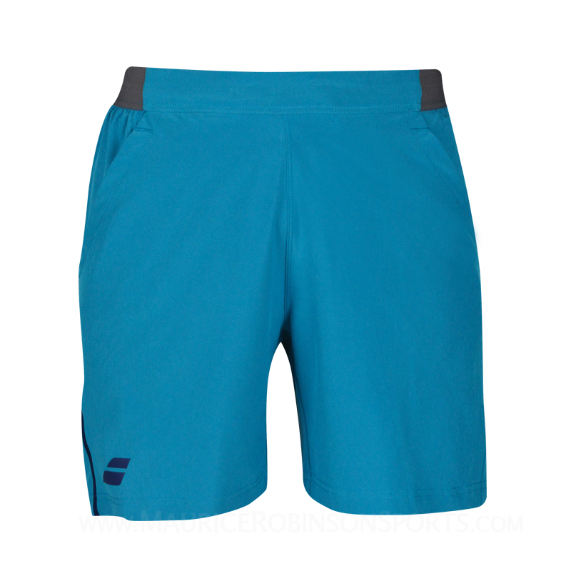 Babolat Boys Performane Shorts Mosatic Blue