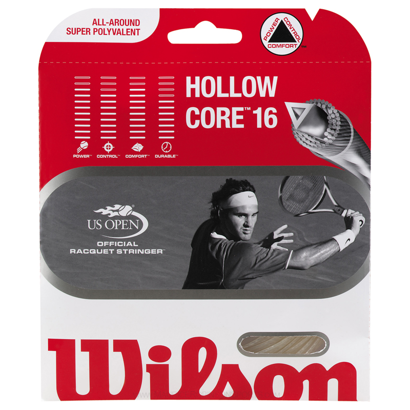 Wilson Hollow Core Tennis Strings