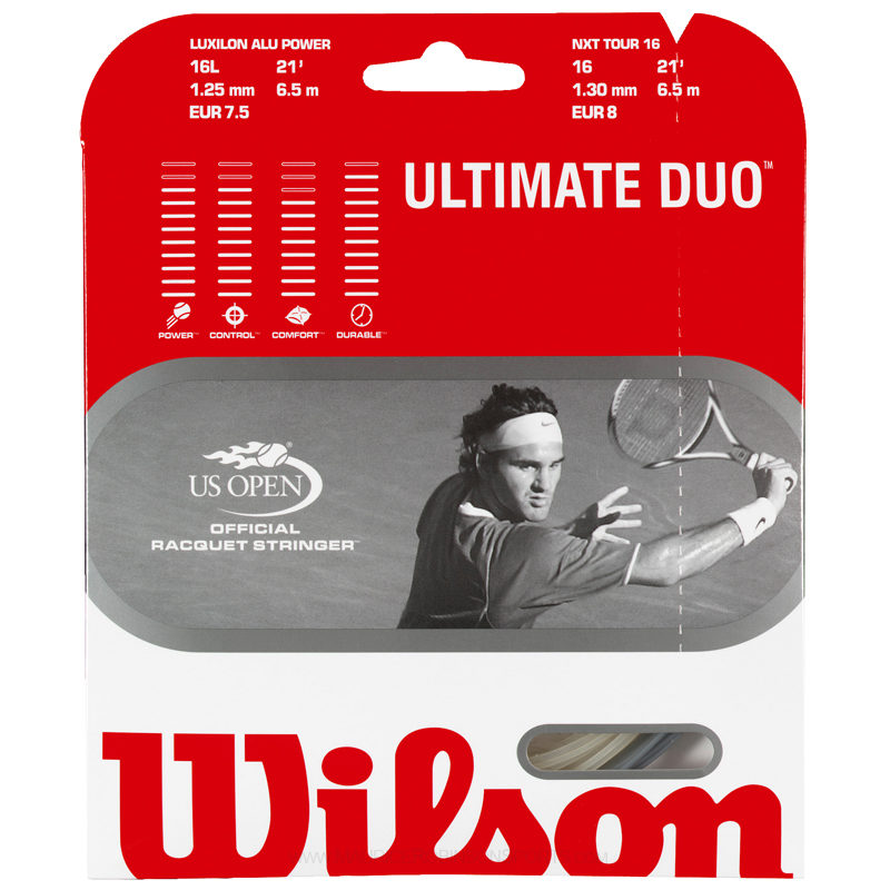 Wilson Ultimate Duo Tennis Strings