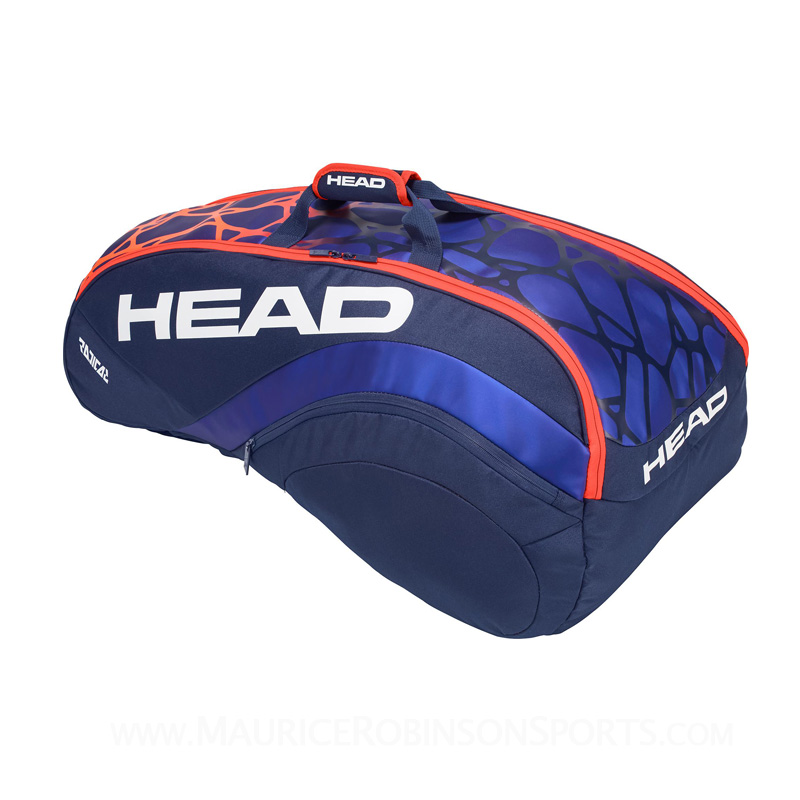 Head Radical Supercombi 2018 9 Racket Bag