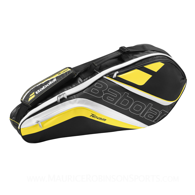 Babolat Team 3 Racket Bag Yellow