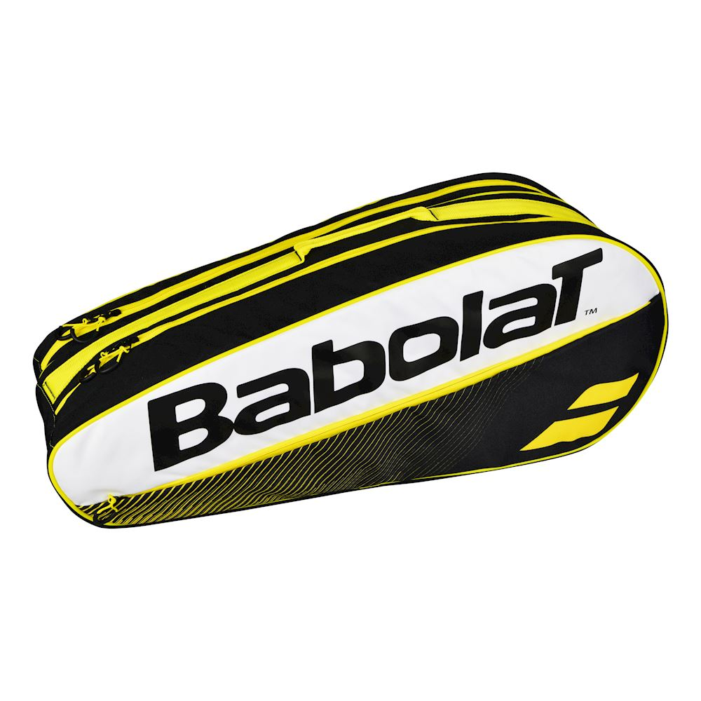 Babolat Club Classic 6 Racket Bag Yellow